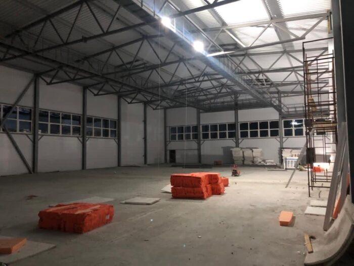 Строительство ФОК в Медвежьегорске задерживается: сроки сбиты компанией